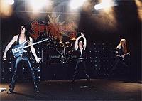 Manowar koncert, 2002, Budapest