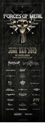 Forces Of Metal Festival – a MANOWAR koncert elmarad