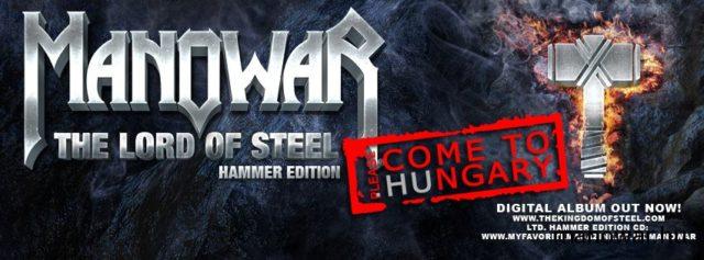 MANOWAR – Please Come To HUNGARY!
