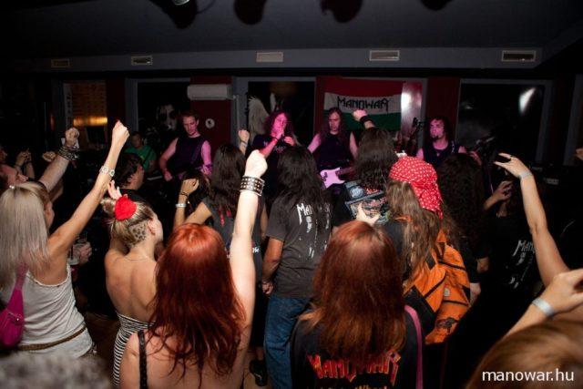 Play and Kill - Manowar Party 2012 - Fotót készítette: Csanádi Márton