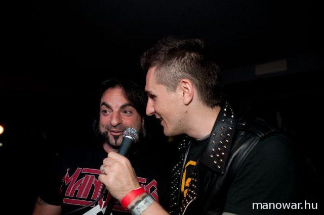 Fabio véleménye a Budapesti Hivatalos MANOWAR Partyról