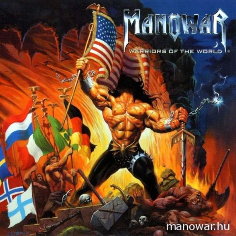MANOWAR – Warriors Of The World hamarosan új kiadásban