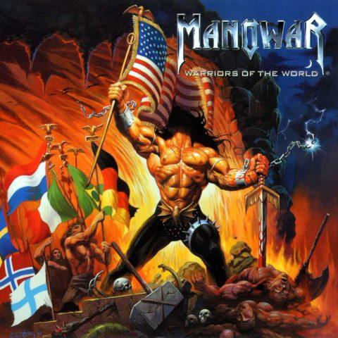 MANOWAR – Warriors Of The World kapható új kiadásban