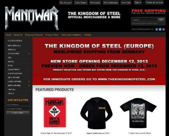 Nagy Nyitás: The Kingdom Of Steel Europe