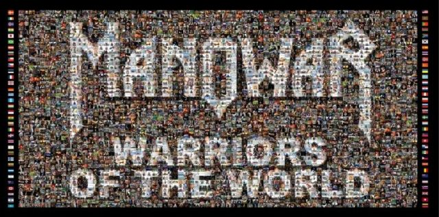 MANOWAR mosaic: WARRIORS OF THE WORLD