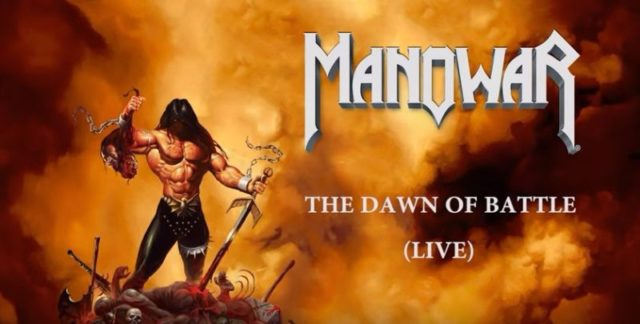 MANOWAR – The Dawn Of Battle (Live) – Hivatalos VIDEO